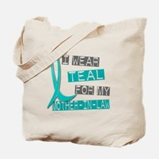 I Wear Teal For My Mother-In-Law 37 Tote Bag