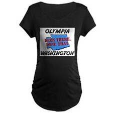 olympia washington - been there, done that Materni