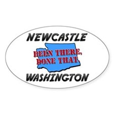 newcastle washington - been there, done that Stick