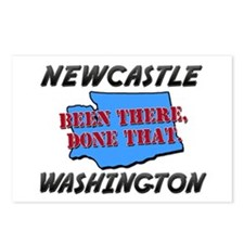 newcastle washington - been there, done that Postc