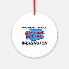 mountlake terrace washington - been there, done th