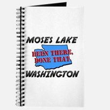 moses lake washington - been there, done that Jour