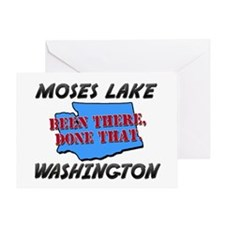 moses lake washington - been there, done that Gree