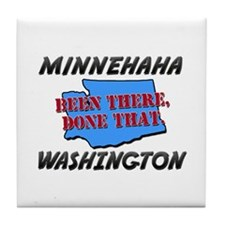 minnehaha washington - been there, done that Tile