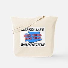 martha lake washington - been there, done that Tot