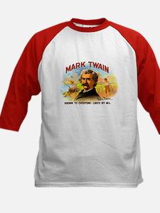 Mark Twain (Front) Tee