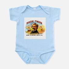 Mark Twain Infant Creeper