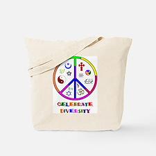 Koy's Logo + Diversity Tote Bag