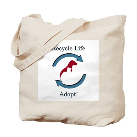 Recycle Life - Tote Bag