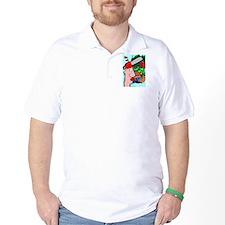 Tuba Head Chain Saw T-Shirt