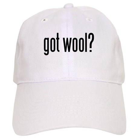 got wool? Cap