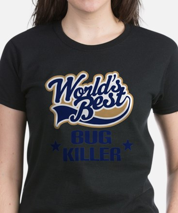 Bug Killer Gif T-Shirt