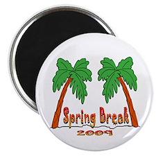 Spring Break 2009 Magnet