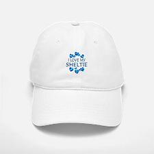 Sheltie Baseball Baseball Cap