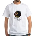 Will-o-the-Wisp White T-Shirt