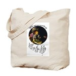 Will-o-the-Wisp Tote Bag