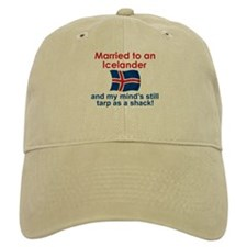 Married to an Icelander Hat