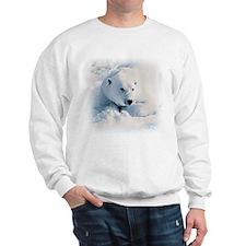 Polar Bear & Snow Sweatshirt