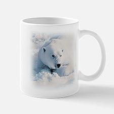 Polar Bear & Snow Mug