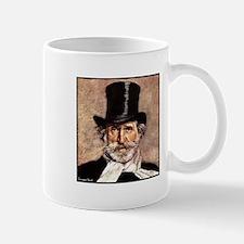 """Faces """"Verdi"""" Mug"""