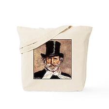 "Faces ""Verdi"" Tote Bag"