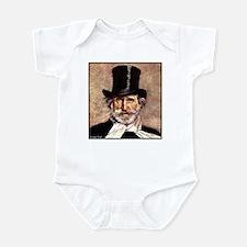 """Faces """"Verdi"""" Infant Bodysuit"""