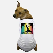 Negre Maron Dog T-Shirt