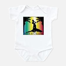 Negre Maron Infant Bodysuit