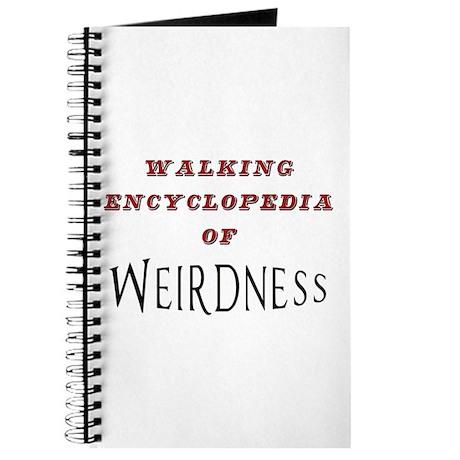 Walking Encyclopedia Journal