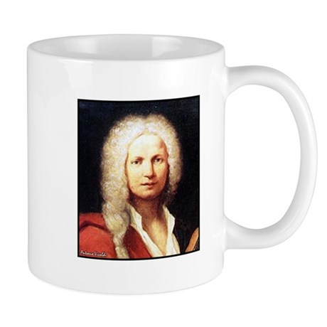 "Faces ""Vivaldi"" Mug"