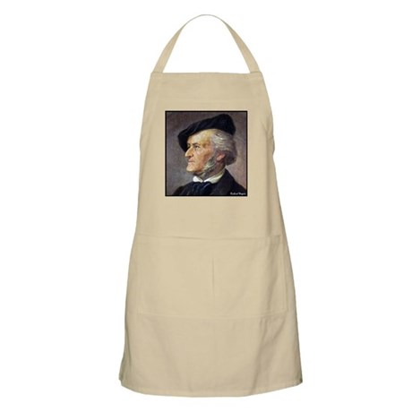 "Faces ""Wagner"" BBQ Apron"