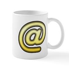 Harlow Gold Mug