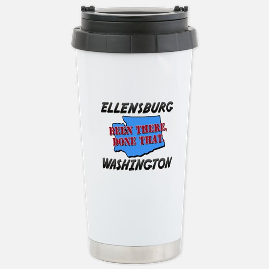 ellensburg washington - been there, done that Cera
