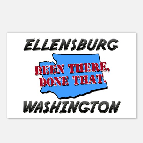 ellensburg washington - been there, done that Post