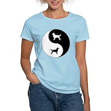 Yin Yang Flatcoat T-Shirt