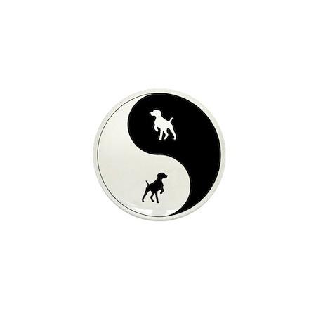 Yin Yang GSP Mini Button (100 pack)