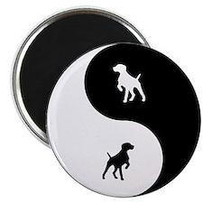 Yin Yang GSP Magnet