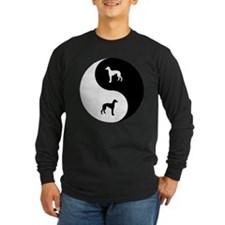 Yin Yang Greyhound T