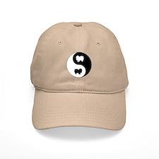 Yin Yang Chin Baseball Cap
