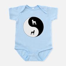 Yin Yang Min Pin Infant Bodysuit