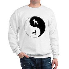 Yin Yang Min Pin Sweatshirt
