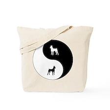 Yin Yang Min Pin Tote Bag