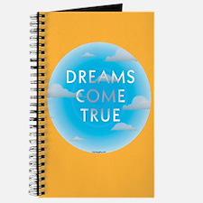 Dreams Yellow Journal
