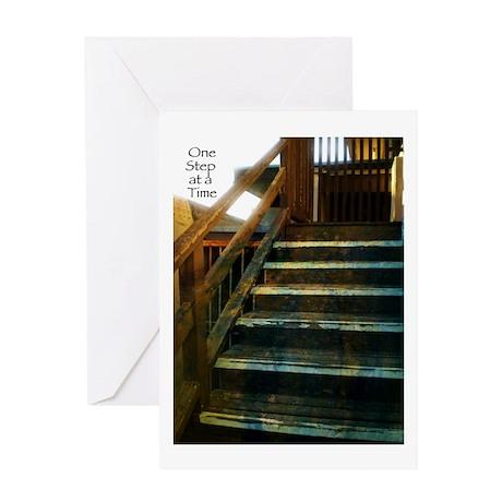 Twelve Step Recovery Greeting Card