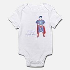 Super Hero Infant Bodysuit