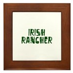 Irish Rancher Framed Tile