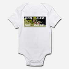 military Infant Bodysuit