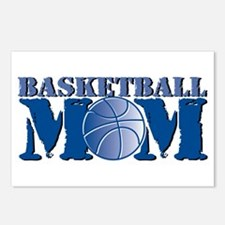 Basketball mom Postcards (Package of 8)