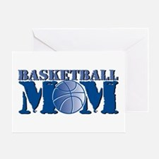 Basketball mom Greeting Card