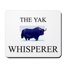 The Yak Whisperer Mousepad